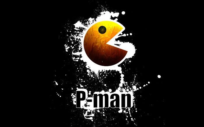Hình nền đa phong cách về game Pacman - Ảnh 6