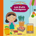 mon premier imagier les fruits et les légumes