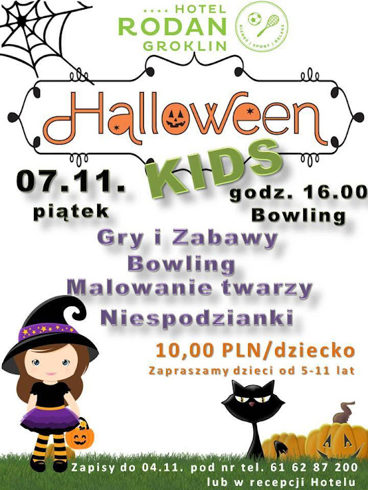 Halloween Kids @ Grodzisk Wlkp