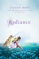 Radiance (Riley Bloom Series, Book 1), By Alyson Noel Cover Artwork