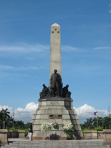 What Was The Original Name Of Luneta Park Pinoy Trivia Bank
