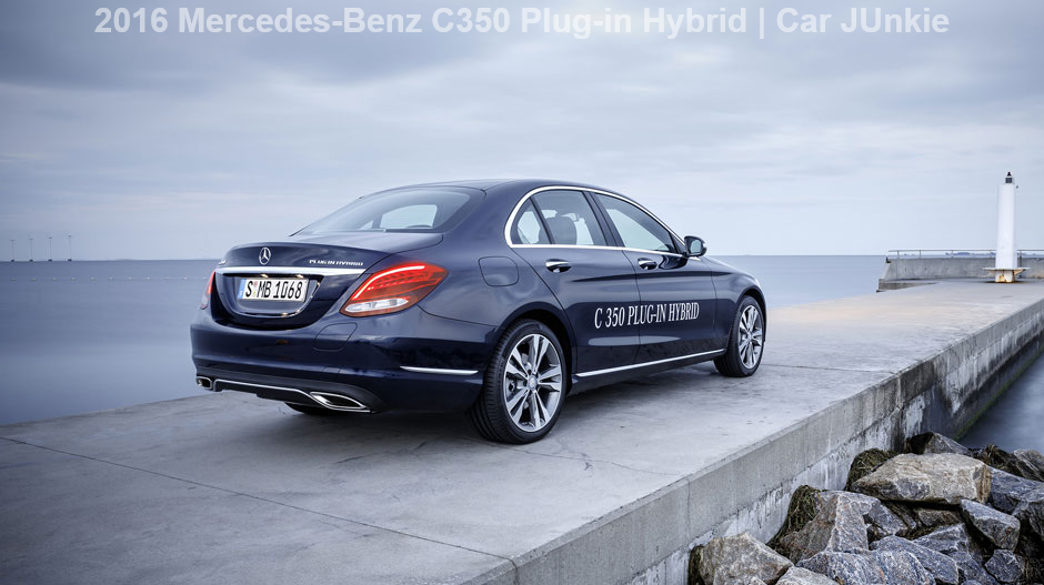 New 2016 Mercedes-Benz C350 Plug-in Hybrid Specs Review