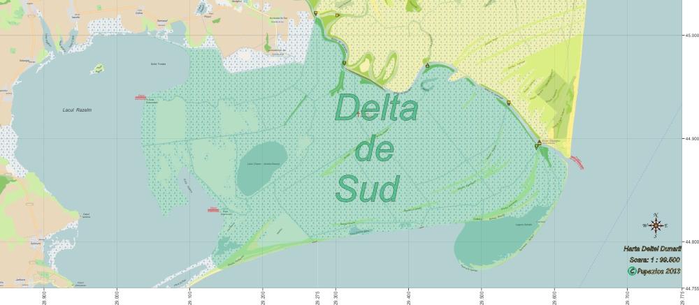 Delta de Sud