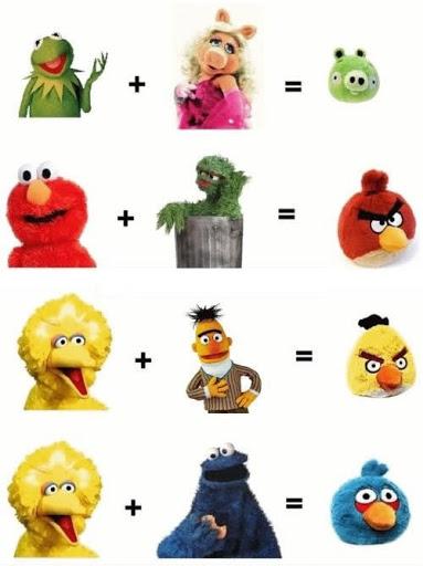 origen de los Angry Birds