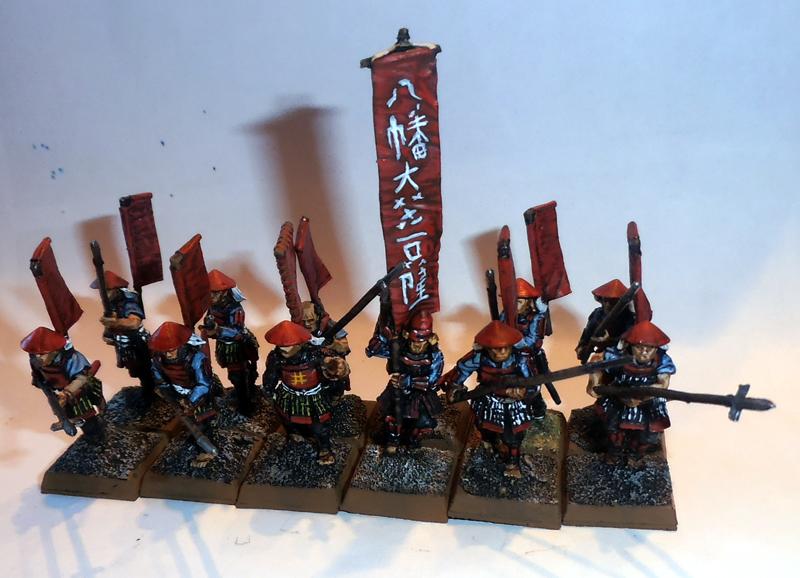 [Poulppy - Sengoku Jidai] : II NAOMASA (1561-1602) 'LORD OF THE RED DEVILS' SAMOURAI_ASHI_001