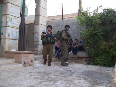 Christian Peacemakers denounce Israeli army raid in Hebron
