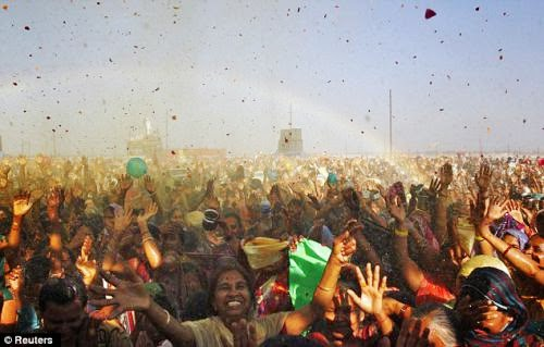 World Biggest Religious Festival Comes To An End