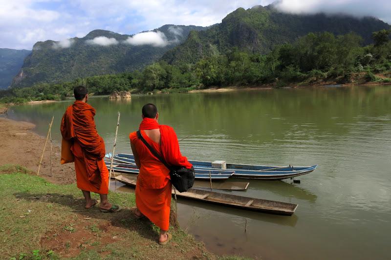 Nam Ou - the Ou River