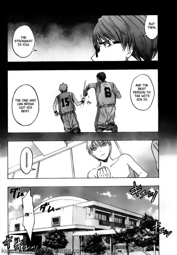 Kuroko no Basket Manga Chapter 39 - Image 10