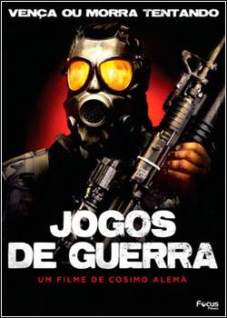 Filme Poster Jogos de Guerra DVDRip XviD Dual Audio & RMVB Dublado