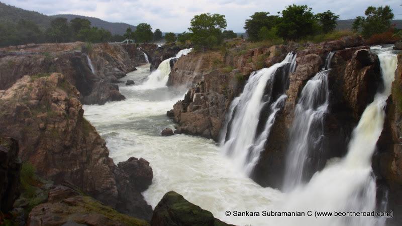 Silky Smooth Hogenakkal Falls