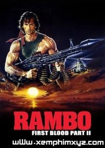 Rambo 2 Sát Nhân Trở Lại - Rambo First Blood Part Ii