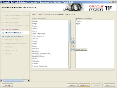Instalar Oracle Database 11g x64 en equipo con Microsoft Windows Server 2008 R2 Enterprise x64