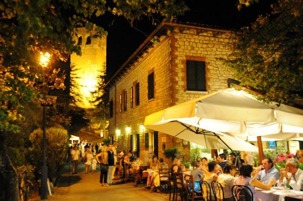 Ristorante Osteria Belvedere, Via Pietro Toselli, 19, 47865 San Leo Rimini, Italy