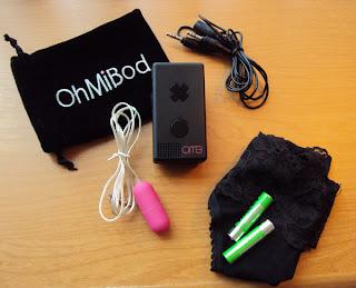 OhMiBod Club Vibe Vibrator