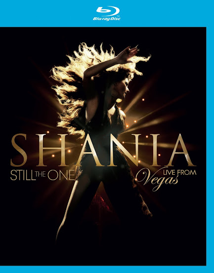 Shania Twain: Still The One (Live from Vegas) [BD25]