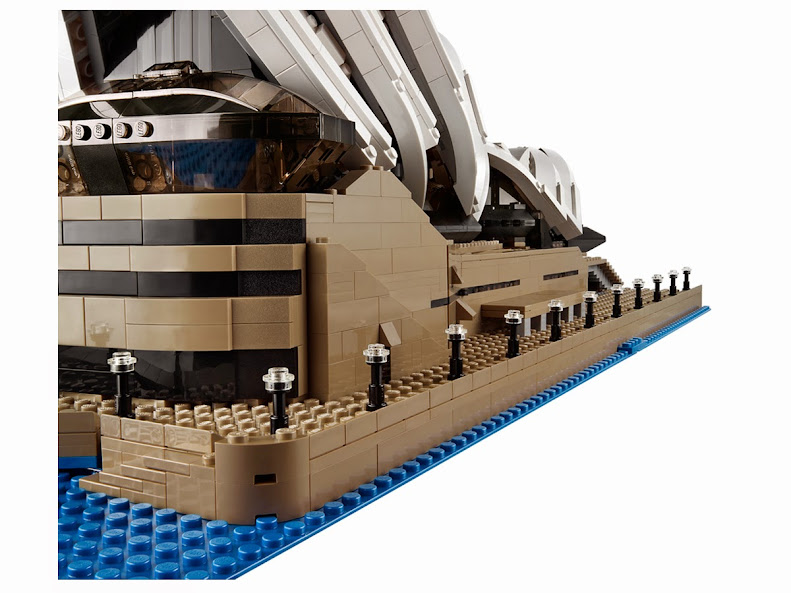 10234 レゴ シドニーオペラハウス(クリエイター・エキスパート)