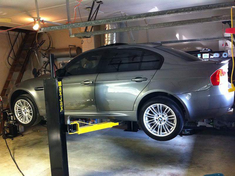 MaxJax Car Lift - $1500 - BMW M3 Forum (E90 E92)