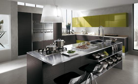 Nowoczesna architektura nowoczesna kuchnia for Arredamenti ricci