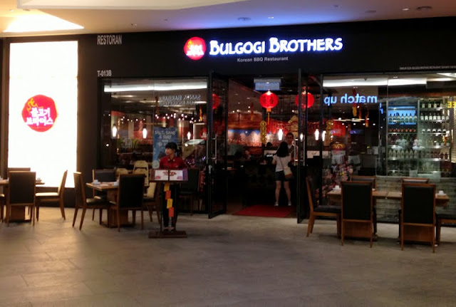 bulgogi brothers mid valley