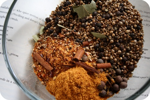 How to Make your own Pickling Spice