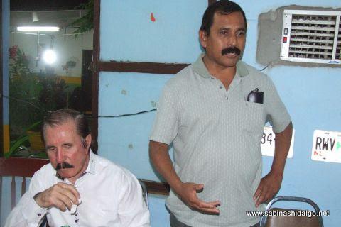 Mtro. Gustavo García Ríos