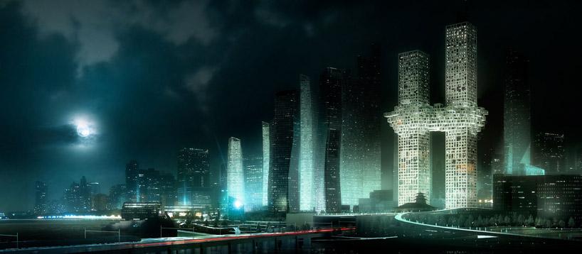 Спорные небоскребы