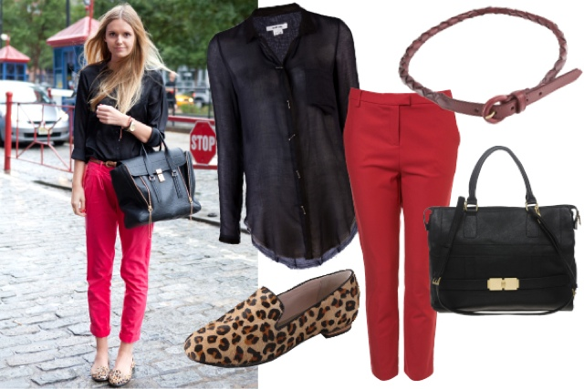 OutFit u0026 Red Pants | Outfit Fashion