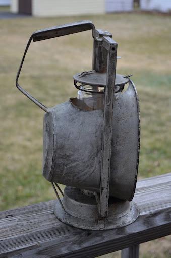 Pre1945 Dietz Acme Railroad Inspectors Lamp Coleman