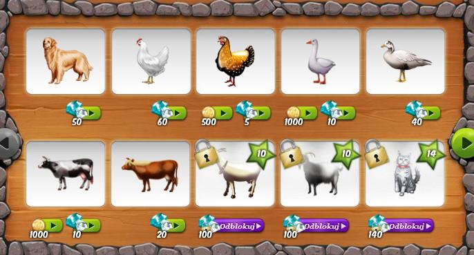 Zwierzęta 1