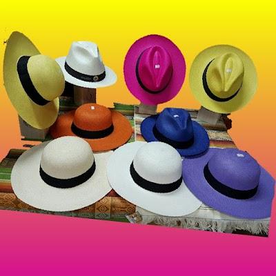 ... MontEcuadorHats (Panama hats) sombreros finos Montecristi Ecuador ... 727a4c0a728