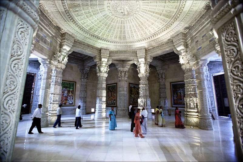 Храм Акшардхам 3