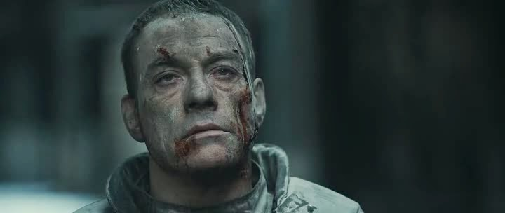 Screen Shot Of Hollywood Movie Universal Soldier: Regeneration (2009) In Hindi English Full Movie Free Download And Watch Online at Alldownloads4u.Com