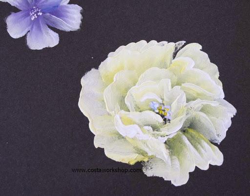 1. Gele zomer roos watermerk.JPG