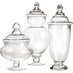 DIY halloween decoration - Apothecary Jar