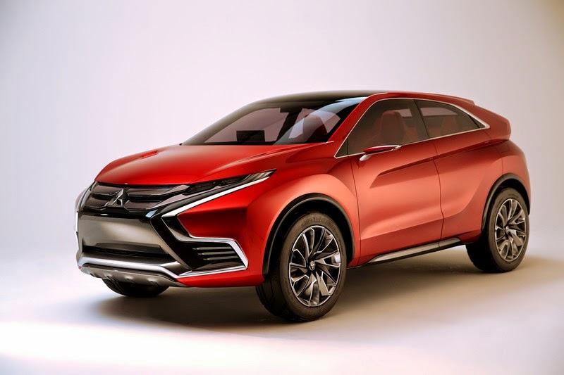 Mitsubishi - Concept XR-PHEV II