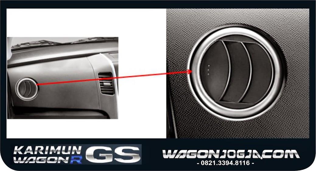 Interior Karimun Wagon R Tipe GS