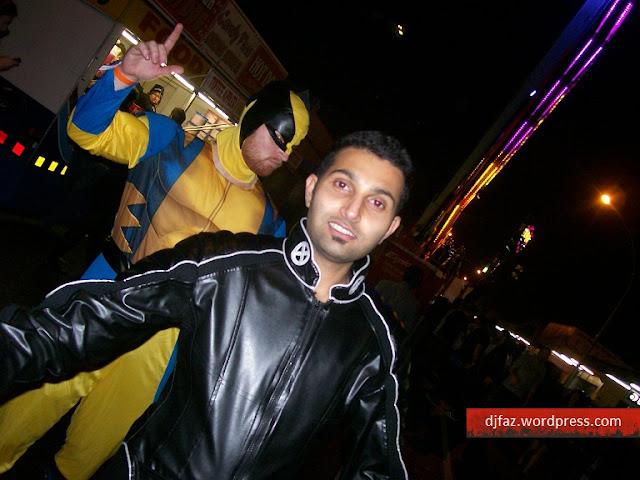 Superheros at Soundscape
