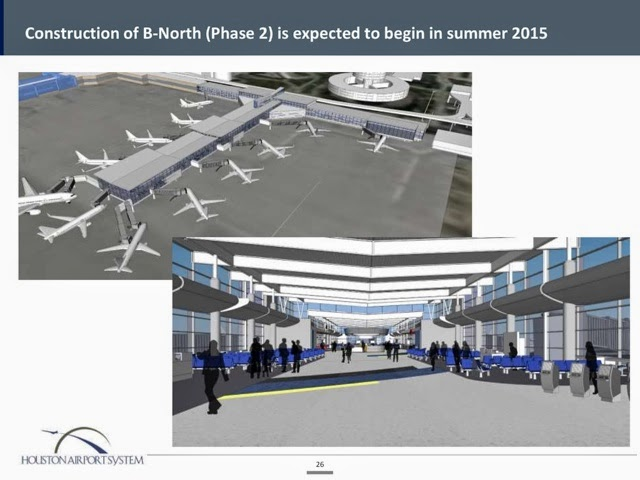 about Airport Planning: Houston Bush Intercontinental Airport (IAH ...