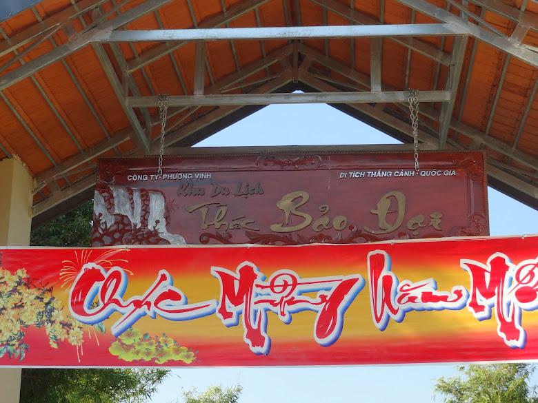 Thác Bảo Đại (Thác Hoang) - Dalat News