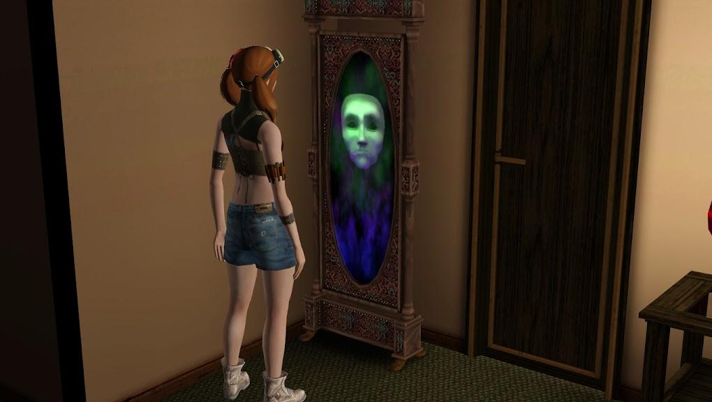Jugando con hadas, vampiros, brujas, zombies... Sims SUPERNATURAL Screenshot-164