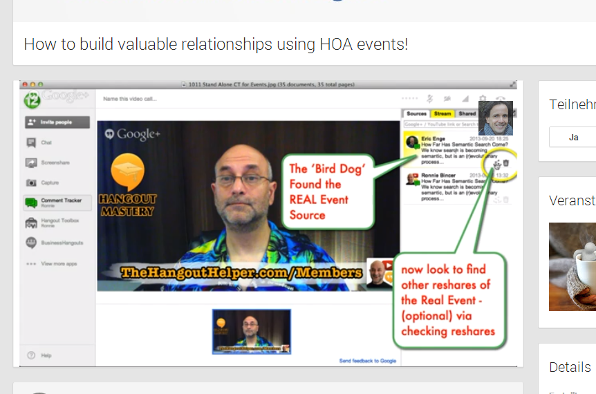How to build valuable relationships using HOA events!