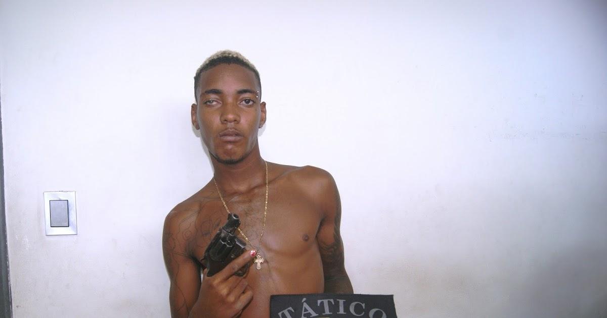 Homem preso com arma escondida na cueca em SP