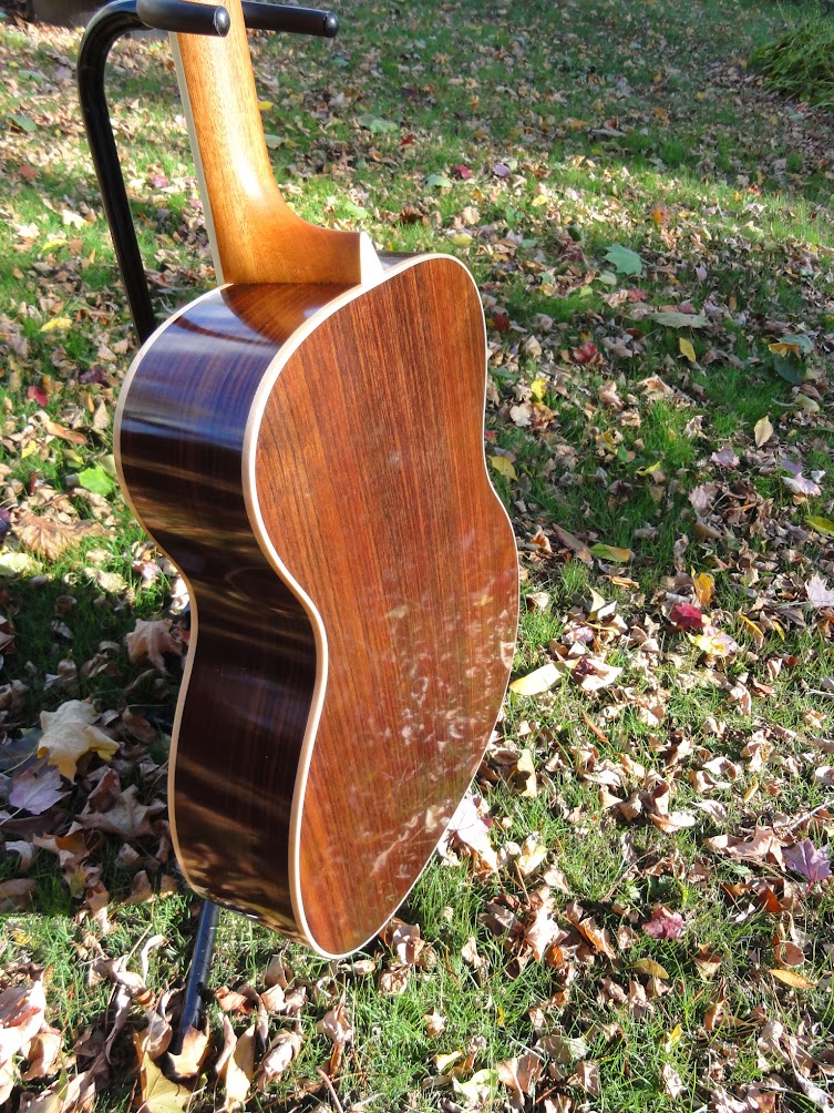Polish satin to gloss - The Acoustic Guitar Forum