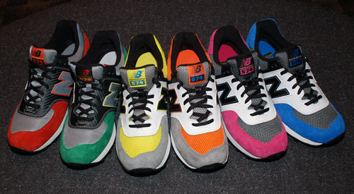 info for ce682 961af New Balance: 574 Japan colors – Spring 2007 drop at NB Seattle