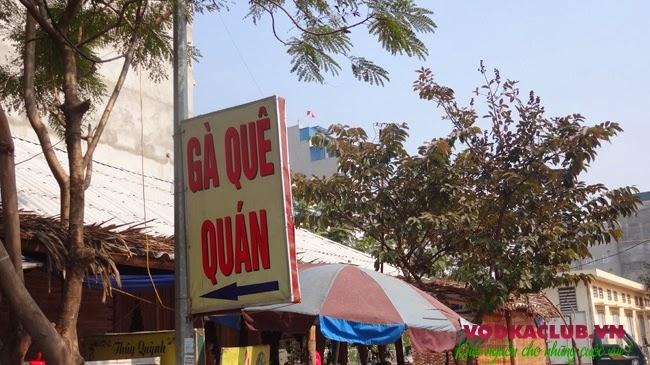 Gà quê quán phố Duy Tân, Dịch Vọng, Cầu Giấy, HN