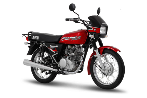 Kawasaki Barako 2 CT 100 Boxer CT150 Specs