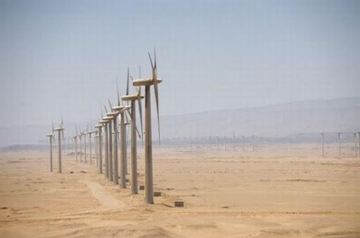 Masdar Cambia Su Estrategía a la Energía Eólica