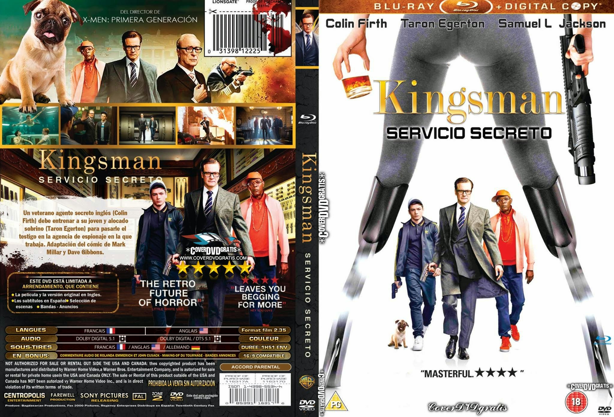 the secret service kingsman pdf