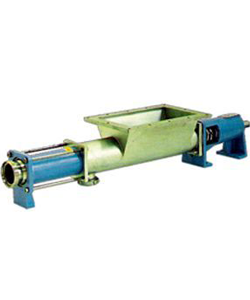 Screw Pumps - Wide Throat